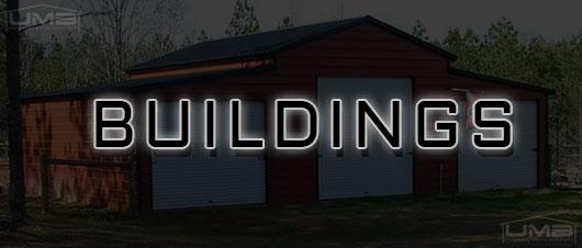 metal buildings - Universal Metal Buildings