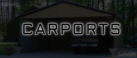 metal carports - Universal Metal Buildings