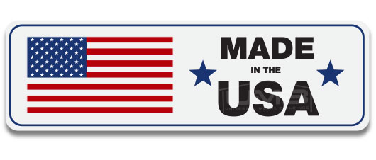 our metal buildings are Made in the USA - Universal Metal Buildings